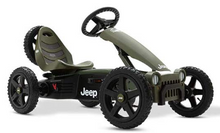 Load image into Gallery viewer, Berg Jeep Adventure Go Kart - Rally Range