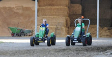 Load image into Gallery viewer, Berg Fendt BFR-3 Go Kart Tractor Ride Ons (with gears)
