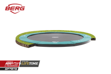 Load image into Gallery viewer, Berg Flatground Champion Trampoline