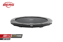 Load image into Gallery viewer, Berg Inground Elite Trampoline