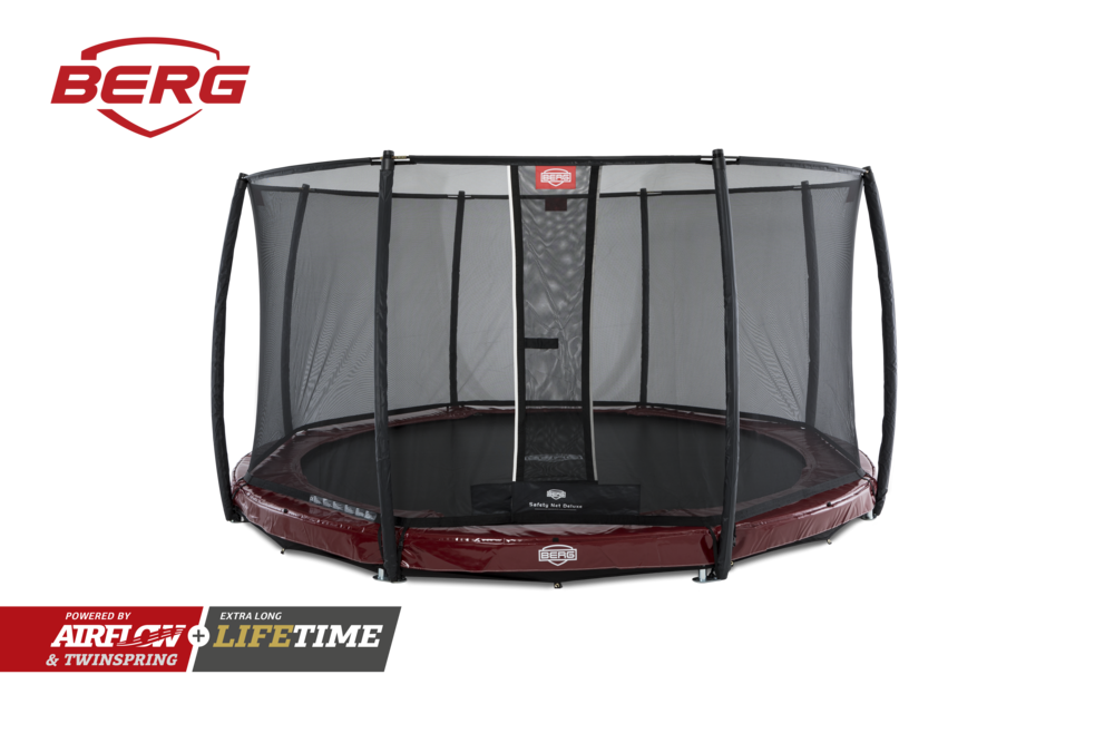 Berg Inground Elite Trampoline