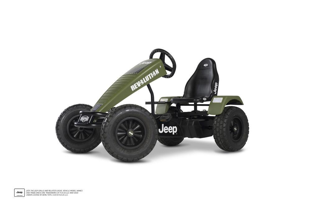 Berg Jeep Revolution BFR-3 Go Kart (with gears)
