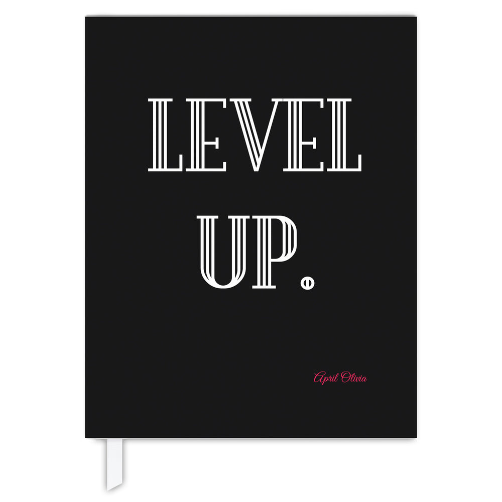 Level Up- Journal