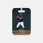 Player Card Luggage Tag