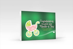 Chapter Baby Notecard Set