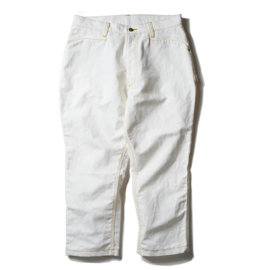 ANKLE LENGTH PAINTER PANTS