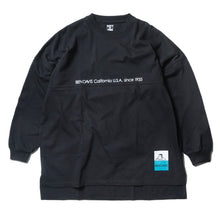 COLOR label big sizing L/S ladies