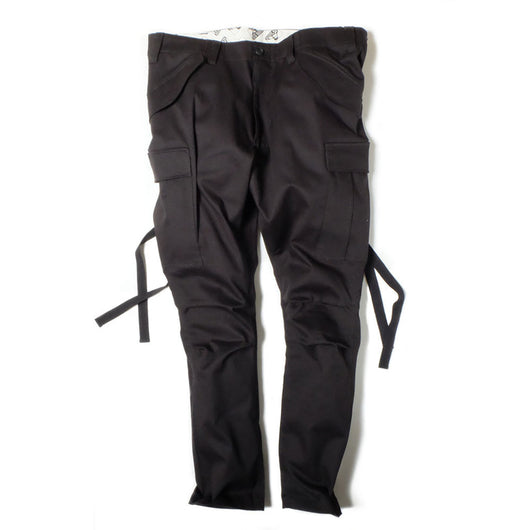 """HEY GIRL"" CARGO PANTS"