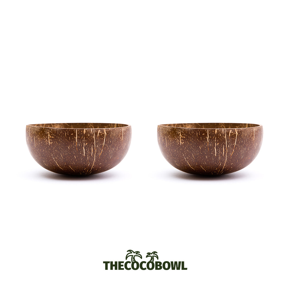 Combo - 2 Coconut Bowls