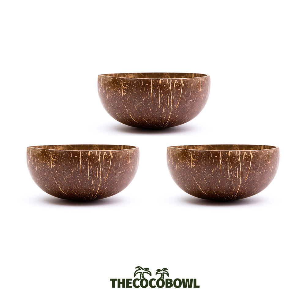 Package - 3 Coconut Bowls