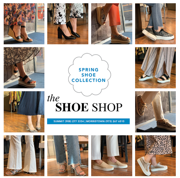 Spring Shoe Capsule Collection