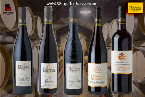 20% Off on Rhône Wines during French GourMay