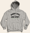 WINNER STAYS HOODIE - GREY