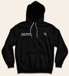 IT'S FOR US HOODIE - BLACK
