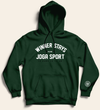 DARE TO DO HOODIE - GREEN