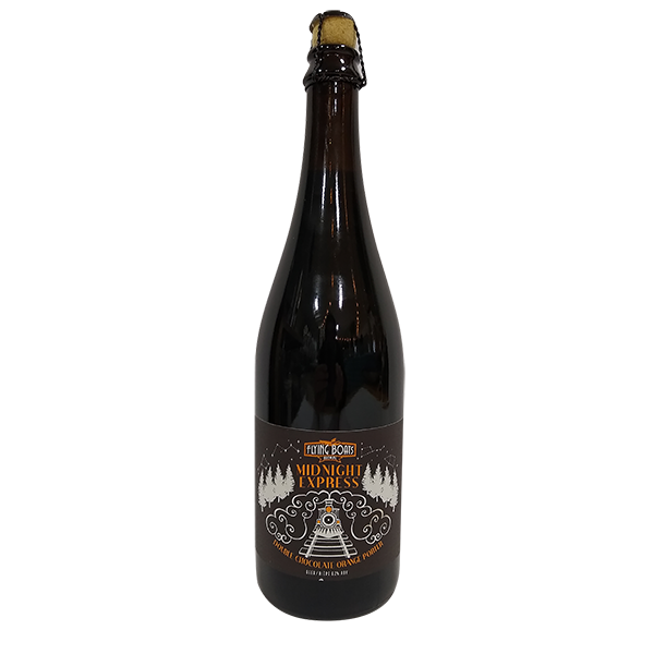 Midnight Express Double Chocolate Orange Porter