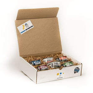 Healthy Shores Cat Food Box