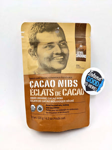 Level Ground cacao nibs