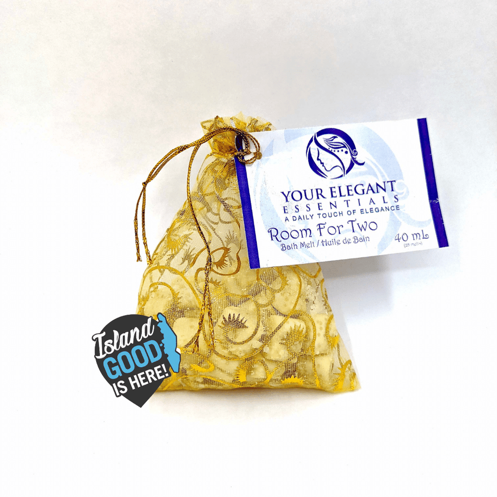 Your Elegant Essentials bath melts