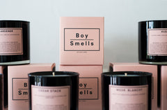 Boy Smells Candle - Pop UP!