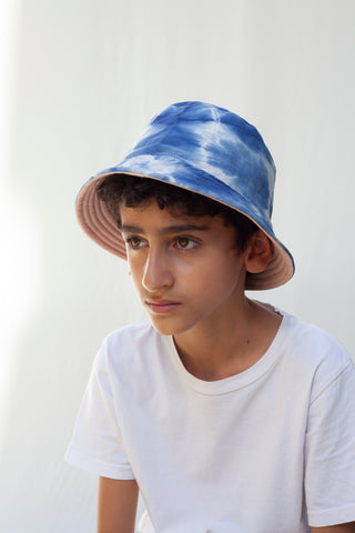 Shibori Reversible Hat