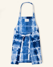 Load image into Gallery viewer, Shibori Apron