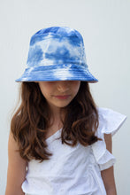 Load image into Gallery viewer, Shibori Reversible Hat