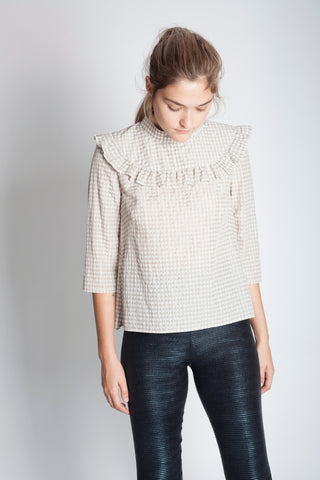 Isabelle blouse >> 50% OFF