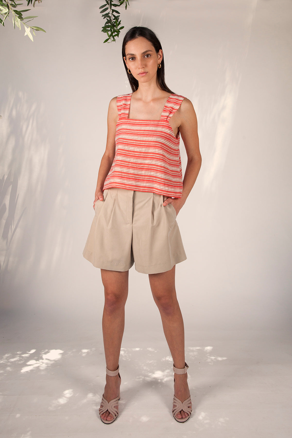 Sailor Bermuda Shorts