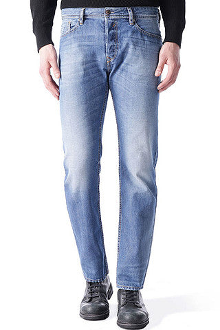 Light Blue Wash Denim
