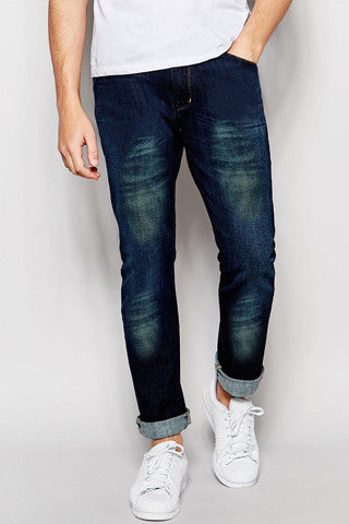Antique Wash Denim