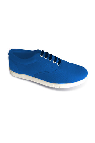 Sky Blue LT Lace Canvas Shoes