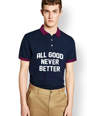 All Good Tshirt - Slim Fit