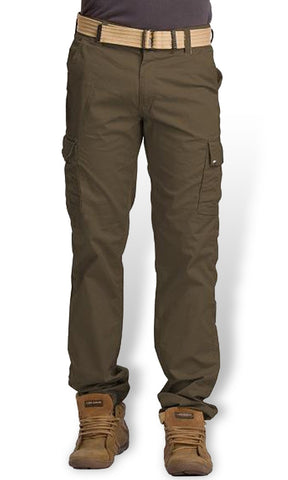 Cargo Pants - Brown
