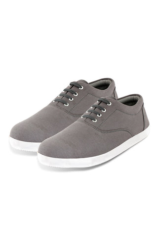 Grey LT Lace Shoes