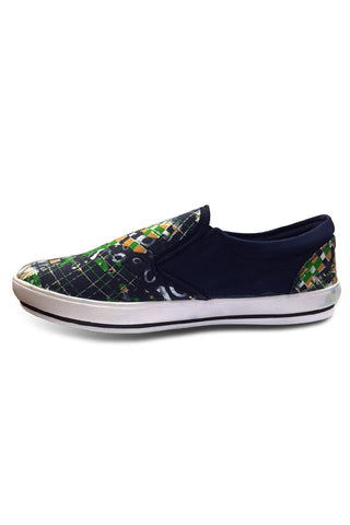 Multi Print Slip on Shoe