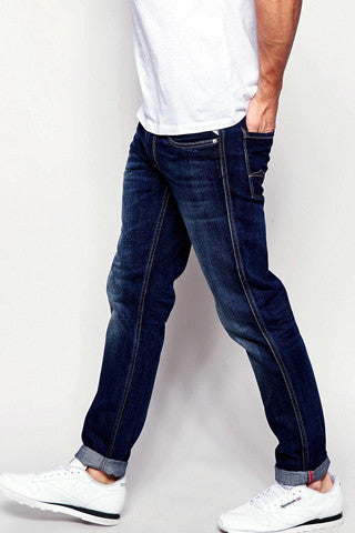 W - Wash Denim