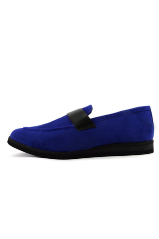 Blue Band Loafers