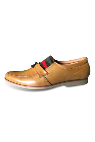 Brown Band Shoe
