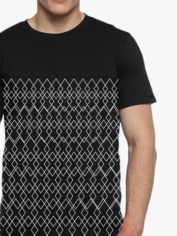 Cubes Connected Tshirt