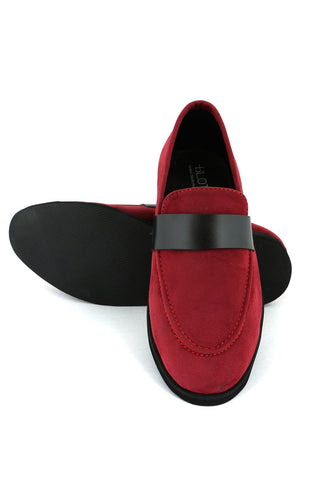 Red Band Loafers