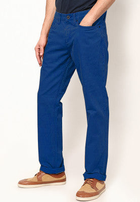 Colored Denim  - Indigo Blue