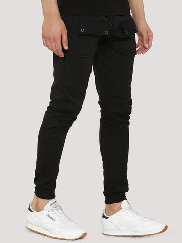 Snap Pocket Cuff Jogger