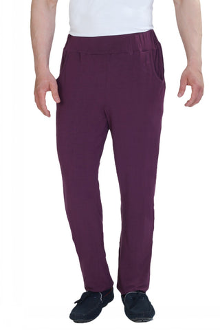 Wine Lounge Pants - Men