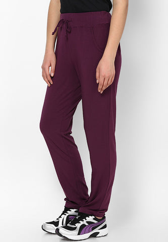 Wine Lounge Pants - Women