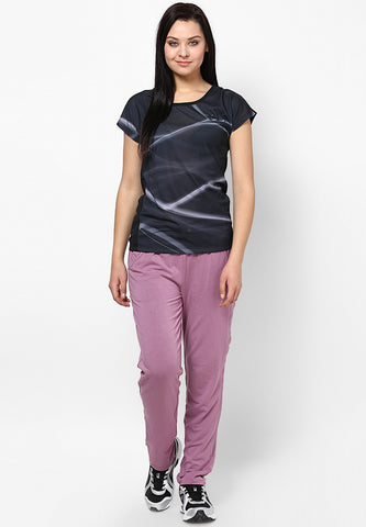 Lavender Lounge Pants - Women