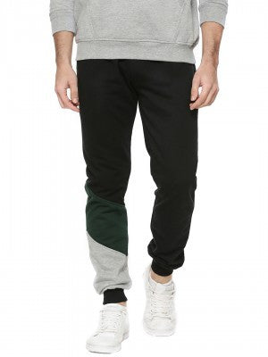 Diagonal Fleece Track Pant