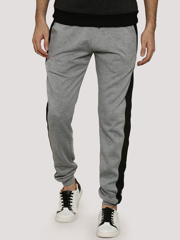 Side Panel Jogger Grey