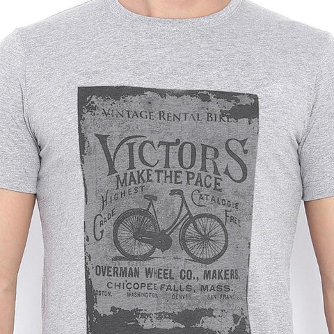 CYCLE RN PRINT TSHIRT