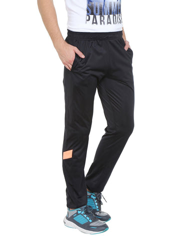 Active Joggers With Neon Panel